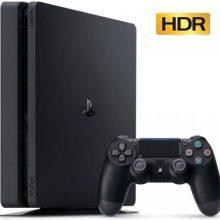 کنسول بازی سونی مدل Playstation 4 Slim کد Region 2 CUH-2216B ظرفیت ۱ ترابایت