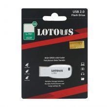 فلش مموری LOTOUS مدل USB2 L701 حافظه ۸GB
