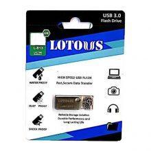 فلش مموری LOTOUS مدل USB3 L813 حافظه ۶۴GB