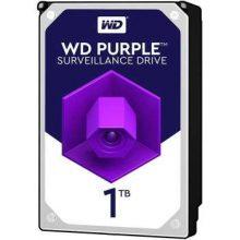 هارددیسک اینترنال وسترن دیجیتال مدل Purple WD10PURX ظرفیت ۱ ترابایت گارانتی اصلی