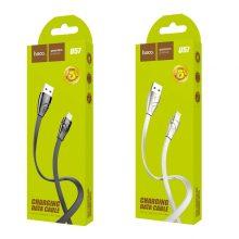 کابل تبدیل USB به لایتنینگ هوکو مدل U57 طول ۱.۲ متر