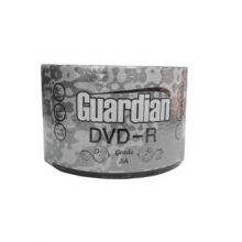 بسته ۵۰ عددی دی وی دی خام Guardian شیرینگ
