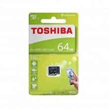 میکرو مموری Toshiba مدل M203 MicroSD ظرفیت ۶۴GB