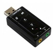کارت صدا USB XP مدل U31