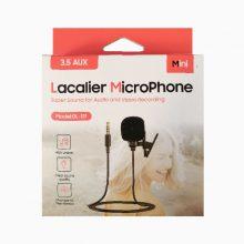 میکروفون یقه ای Lacalier مدل GL-121