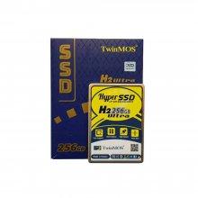 حافظه اس اس دی TwinMOS مدل Hyper H2 Ultra ظرفیت ۲۵۶GB