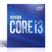 سی پی یو اینتل Intel Core i3 10100F BOX