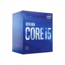 سی پی یو اینتل Intel Core i5 10400F BOX