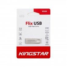 فلش مموری KingStar مدل KS220 USB2.0 FLIX ظرفیت ۳۲ گیگابایت