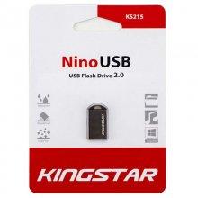 فلش مموری KingStar مدل KS215 NINO USB2.0 ظرفیت ۶۴ گیگابایت