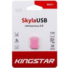 فلش مموری KingStar مدل KS211 Skyla USB2.0 ظرفیت ۳۲ گیگابایت