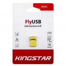 فلش مموری KingStar مدل KS232 USB2.0 FLY ظرفیت ۶۴ گیگابایت