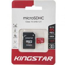 میکرو مموری KingStar مدل UHS-I U1 ظرفیت ۳۲GB