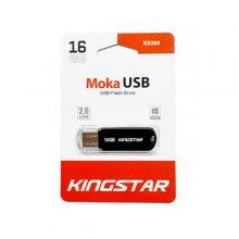 فلش مموری KingStar مدل KS200 MOKA USB2.0 ظرفیت ۱۶ گیگابایت