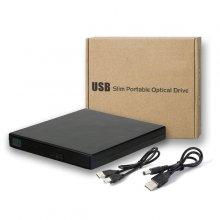 باکس تبدیل DVD رایتر ۱۲.۷ به اکسترنال USB2.0