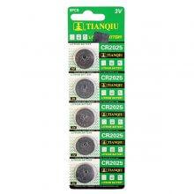 باتری سکه ای TIANQIU مدل CR2025